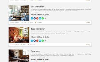 Krijim Website (dizajni category)