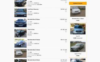 Krijim Website (onlyauto category)