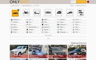 www.onlyauto.al